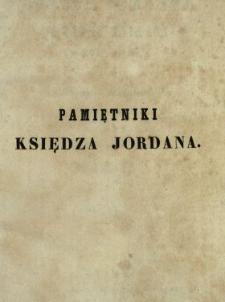 Pamiętniki księdza Jordana : obrazek Inflant w XVII wieku. T. 2 /
