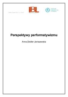Perspektywy performatywizmu