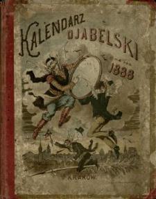Illustrowany Kalendarz Djabelski na Rok 1888