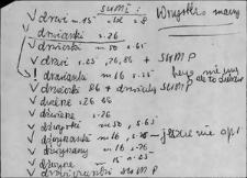 Kartoteka Słownika Gwar Ostródzkiego, Warmii i Mazur; Drzwianka - Dybzak