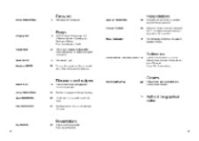 Teksty Drugie Nr 5 (2006),Index of content