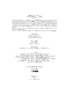 Fragmenta Faunistica - Editorial Page, Table of Contents, vol. 57, no. 1