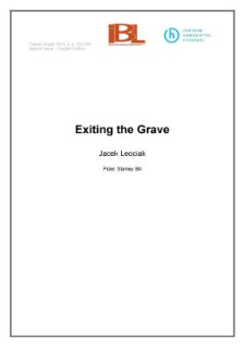 Exiting the Grave