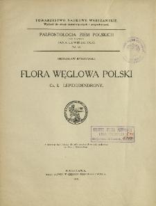 Flora węglowa Polski. Cz. 1, Lepidodendrony