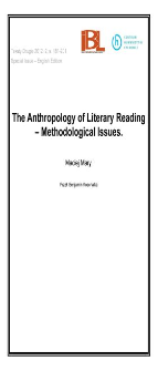 The Anthropology of Literary Reading – Methodological Issues