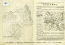 Plan części gruntów majątku Gocławek