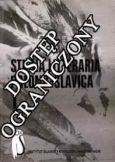 Srebrny wiek w literaturze rosyjskiej