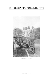 [Children in the cart] [An iconographic document]