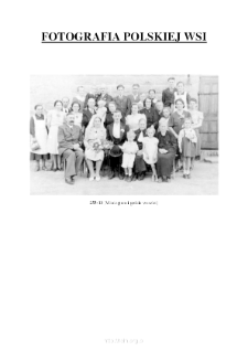 [Newlyweds and wedding guests] [An iconographic document]