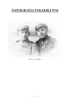 [Two soldiers] [An iconographic document]