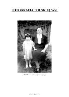[A woman and a young girl] [An iconographic document]
