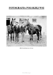 {Two men with horses] [An iconographic document]