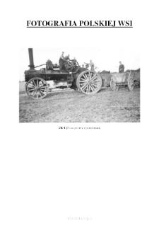[Field works with a locomotive] [An iconographic document]