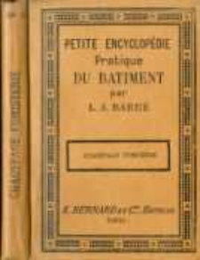 Petite encyclopédie pratique du bâtiment. No 9, Chauffage, fumisterie, ventilation, éclairage, électricité