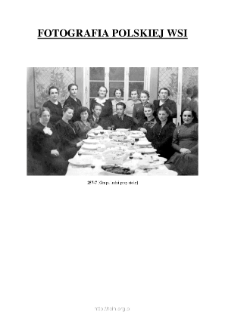 [A group of people at the table] [An iconographic document]