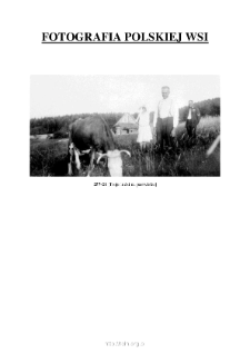 [Three people in a pasture] [An iconographic document]