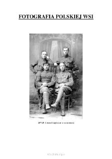 [Four men in uniforms] [An iconographic document]