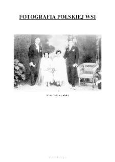 [A double wedding][An iconographic document]