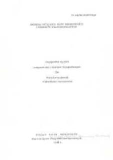 Materiały do UN-ów; woj. warszawskie;139: pow. pruszkowski; 1