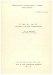Materiały do UN-ów; woj. warszawskie; 147: pow. węgrowski; 1