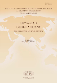 Polityka krajobrazowa Polski – u progu wdrożeń = Landscape policy of Poland – The initial stage of implementation