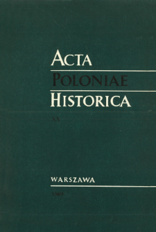 Poland's Economy Against the Background of World Economy, 1913-1938 (General Remarks)