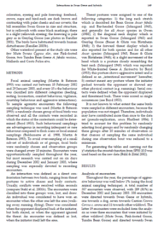 Effects of Vocal Behaviour on Abundance Estimates of Rainforest Galliforms