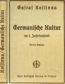 Germanische Kultur im 1. Jahrtausend