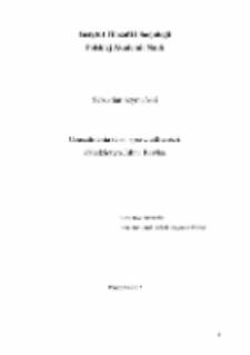 Uzasadnienia teorii sprawiedliwości : dziedzictwo Johna Rawlsa