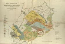 Mappa geognostyczna Radomskiej, Kieleckiej i części Petrakowskiej gubernii pomiędzy rzekami Wisłą, Pilicą i Przemszą białą
