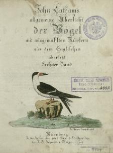 Johann Lathams allgemeine Uebersicht der Vögel. T. 3, cz. 2