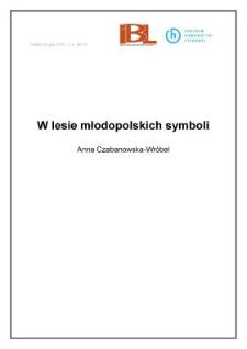 W lesie młodopolskich symboli