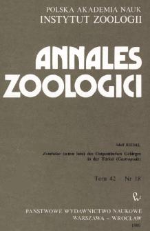 Zonitidae (sensu lato) des Ostpontischen Gebirges in der Türkei (Gastropoda)