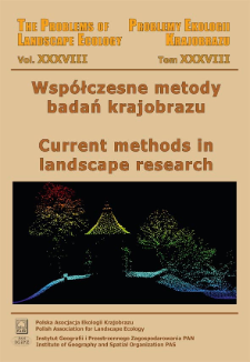 Zakres i skala w inwentaryzacji usług ekosystemowych dla turystyki i rekreacji na przykładzie żeglarstwa = The scope and scale of the inventory of ecosystem services for tourism and recreation on the example of sailing