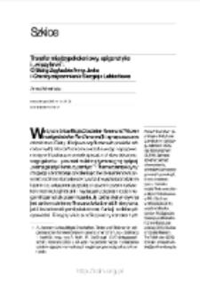 """Transfer międzypokoleniowy, epigenetykai """"więzy krwi"""": O """"Małej Zagładzie"""" Anny Janko i """"Granicy zapomnienia"""" Siergieja Lebiedie"""