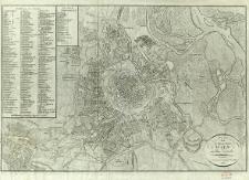 Plan der Residenz-Stadt Wien und ihrer Vorstädte