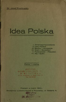 Idea polska