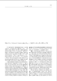 Dějiny Brna 1. Od pravěku k ranému středověku, red. Rudolf Procházka, Brno 2011 ; [recenzja]