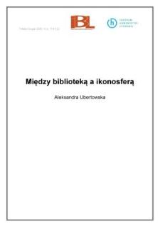 Między biblioteką a ikonosferą