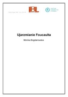 Ujarzmianie Foucaulta