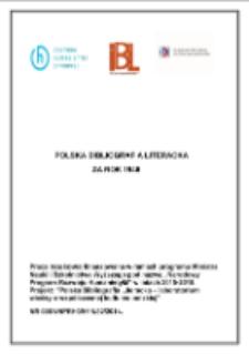 Polska Bibliografia Literacka za rok 1948