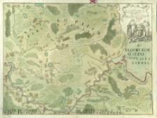 Tečenie Nevy reki iz Ladožskago ozera k St: Peterburgu = Fluvius Newa e Lacu Lagoga Petropolin versus procurrens : [mapa]