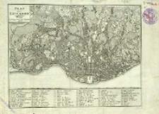 Plan von Lissabon