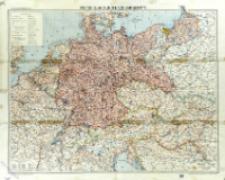 Deutschland und Nachbargebiete