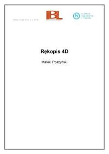 Rękopis 4D