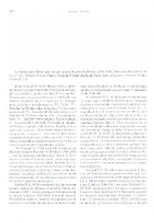 """Rzeczy, idee i maski. Jacques Boucher de Perthes (1788-1868), A. Abramowicz, Komitet Historii Nauki i Techniki Polskiej Akademii Nauk. Seria """"Rozprawy z Dziejów Nauki i Techniki"""", t. 8, Warszawa 1998 (1997) : [recenzja]"""