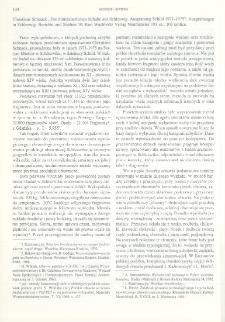 Die mittelalterlichen Schuhe aus Schleswig. Ausgrabung Schild 1971-1975, Christiane Schnack, Ausgrabungen in Schleswig. Berichte und Studien 10, Neumünster : [recenzja]