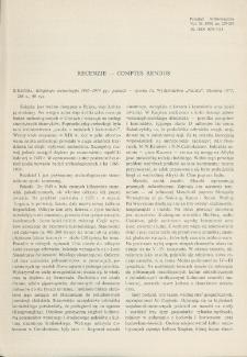 Kitajskaja archeologija 1965-1974 gg.: paleolit - epocha In, S. Kučera, Moskva 1977 : [recenzja]