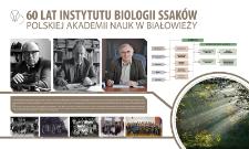 60 lat Instytutu Biologii Ssaków Polskiej Akademii Nauk