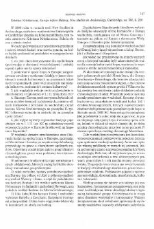 Europe before History, Kristian Kristiansen, New studies in Archaeology, Cambridge 1998 : [recenzja]